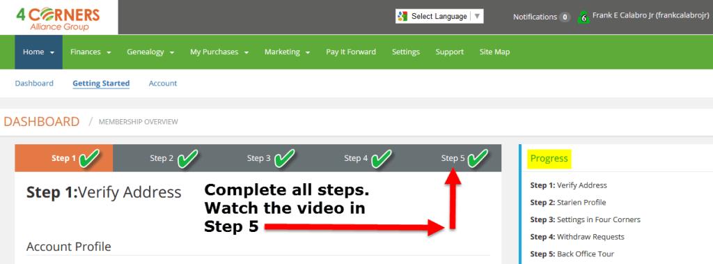 4ca-5-steps